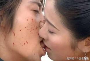 男女明星的吻戏,陈乔恩主动伸舌,杨洋郑爽青涩