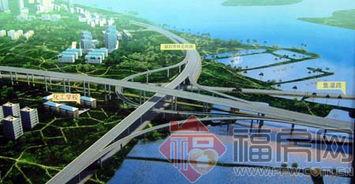 高集海堤公路桥年底或通车 高崎侧开口增宽50米