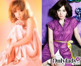 日韩女星发型大战 谁是你心中的发型女王