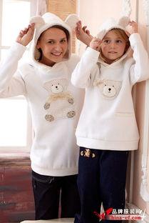 ...流家族亲子装是漂亮妈妈与子女的最佳选择