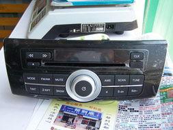 长安悦翔V3原车原厂车载汽车CD主机 带USB优盘播放MP3全新4S拆...
