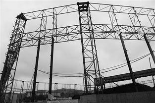 天池煤业全封闭煤场正在紧张建设中-和顺 大力推进生态兴县 问题整改...