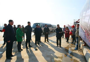 ...沙颍河航运工程开工动员会在漯河召开 -河南省交通运输厅