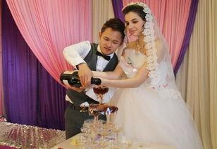 ...伙娶俄罗斯体操美女 新婚夜被抽 组图