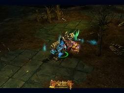异世之幽冥鬼骑-赶快加入《神鬼世界》,与全球玩家一起成就孤胆英雄的王者之路.   ...