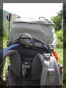 ...多特 ACT Lite 35 10 SL 轻量穿越背包小五台北东山脊测评记