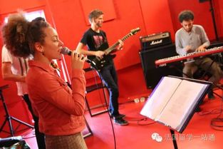 来法国学习音乐专业 看看这些再做选择