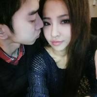 亲吻额头情侣头像 这就是最幸福的事