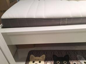 IKEA HOVAG 9.9成新床垫 原价3500 现在1000抱回家 生活及二手交易 ...