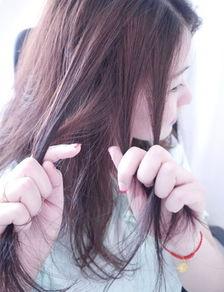低马尾编发发型