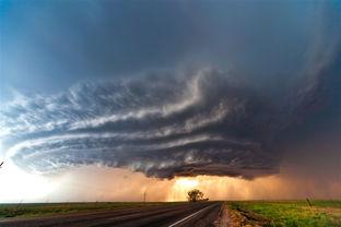 龙卷风图片真实照片