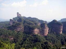 丹霞山图片 丹霞山风景图片 丹霞山旅游攻略 百度旅游 -丹霞山