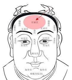 吉缘given20话-面相额头有疤   .在面相中,额头的部位是官禄宫,官禄宫代表着一个人...