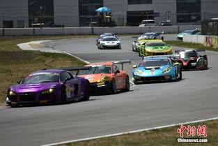 ...电视及网络在线观看人数超过7000万.    摄 -第十五届北京赛车节举...
