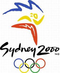 历届夏季奥运会会徽 2000年悉尼奥运会
