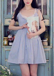 2013夏季女装吊带裙子