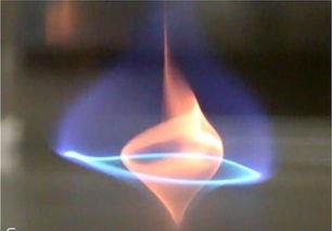 新型 蓝色火焰 燃烧稳定效率高 排放更清洁 火焰,科技,趣闻 锋科技,...