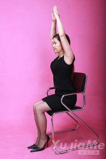 5个矫正含胸驼背的塑形瑜伽动作