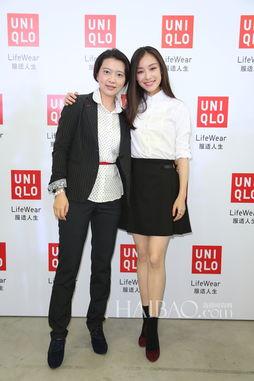 国际著名休闲服品牌优衣库 (Uniqlo) 于2014年6月5日在大宁秀场举...