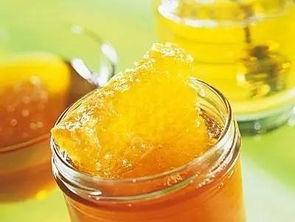 百香果怎么吃图解大料名字加-真蜂蜜香甜可口,有轻微的淡酸味,结晶块牙咬即酥,含之即化;假蜂...