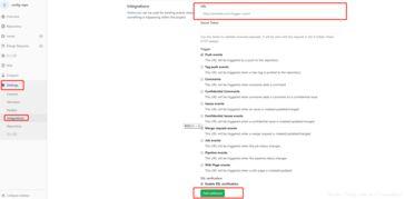 ...置中心服务端的/bus/refresh接口地址,然后点击【添加Webhook】就...