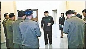 图片来源:中国青年报-金正恩上任两年调整44 高官职务 提拔年轻军官
