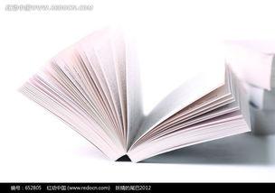 一本正在翻开的书和一摞书图片免费下载 编号652805 红动网