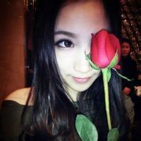 韩服玫瑰头像