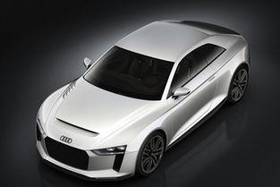 奥迪新Quattro概念车于9月发布