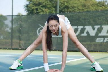 ...真被称中国第一黄金比例美女 三围曝光