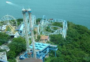香港十大旅游景点 香港海洋公园