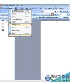 ppt2013中怎么复制粘贴无格式文本