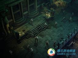 暗黑3游戏截图-传暴雪未来四年工作曝光 新网游名称确定
