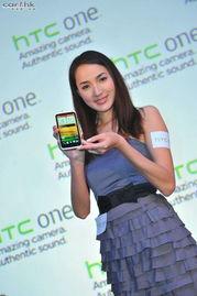 HTC One系列新机香港发布会现场图集