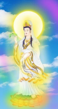 观音菩萨 南无观世音菩萨 佛教佛像艺术相片集