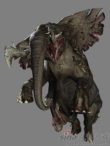 变异怪物-个性与奇异并存 生化危机 中的特色怪物