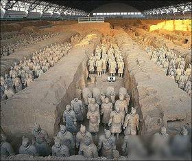 秦皇迷墓-现代科技终于解开了地宫埋