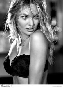 ...秘御用天使超模坎迪斯·斯瓦内普尔(Candice Swanepoel)为该品...