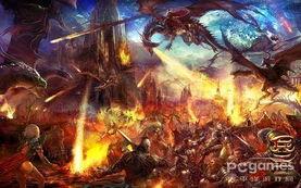 P(单人PK、军团战争、国家战争),独创攻防血特性各异的军团魔甲...