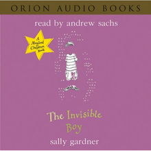 The Invisible Boy 64.0 Gardner Sally Orion 文学,进口原版,儿童 易购...