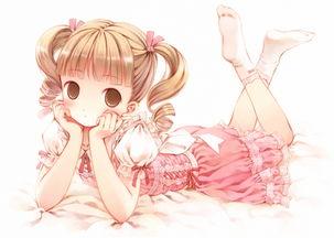 花边裙子ACG动漫图片打包下载 18P