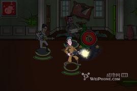 ...成员都有自己的特殊技能-与幽灵面对面的战斗 捉鬼敢死队