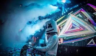 伊比莎 棉花糖 成都丨火爆全球的最神秘DJ来袭 Marshmello开启今夏成...