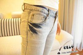 ...脚裤 牛仔裤 072 1 简单网www.J.cn