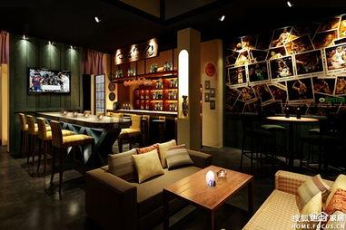 小型酒吧装修设计3大要点 尽享夜幕下的 昆明装修