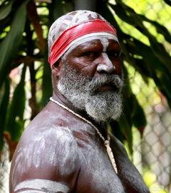 发几片澳洲游拍摄的土著人与美女