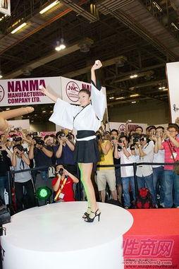 2010亚洲成人博览AAE现场报道 展会现场