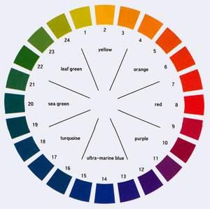 什么色彩最具魔力 巧用 颜色技巧 吸引异性