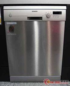 西门子洗碗机SN25E801TI-家电来救你 让家务活不再是吵架的理由