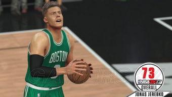 NBA2K17 球员能力值介绍 库里及里詹姆斯能力值